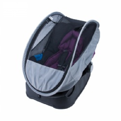 Sun & bug cover infant car seat comfort canopy mosquito net
