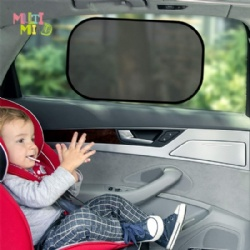 2 Pack Car Window Shades For Baby and Pets, Car Sun Shades For Kids Car Window Blinds,Suitable For Most Vehicles